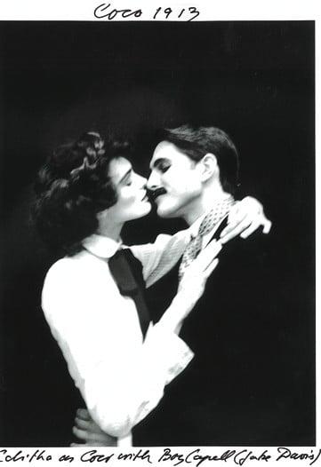 Coco Chanel si Arthur Boy Capel