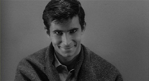Psycho 1960 Alfred Hitchcock Anthony Perkins