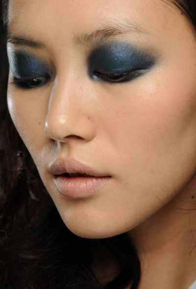 rodarte-spring-2012-blue-smoky-eye-makeup