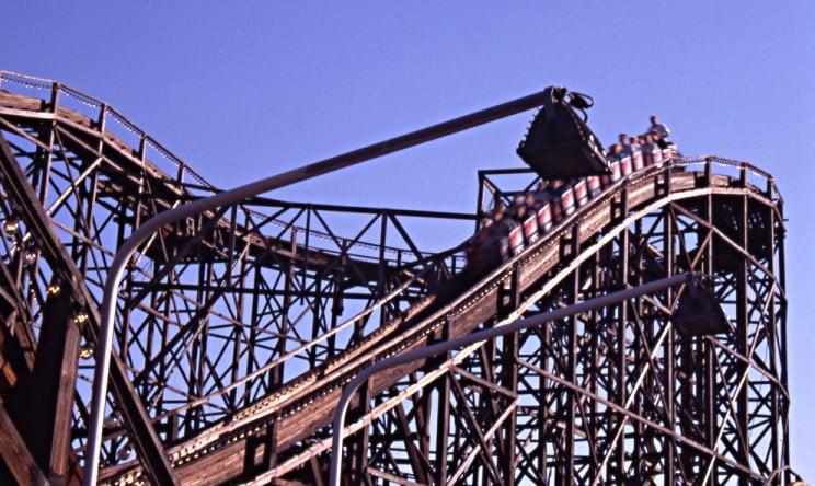 Linnanmäki_roller_coaster