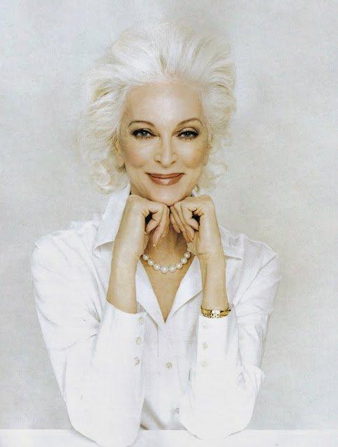 Carmen Dell Orefice, cel mai în vârstă model
