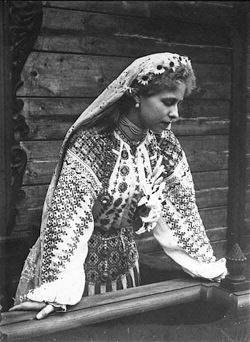 Regina Maria la 18 ani