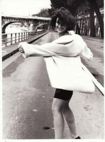 Juliette Binoche de Robert Doisneau