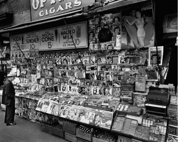 NewYork-1935-chios-de-ziare