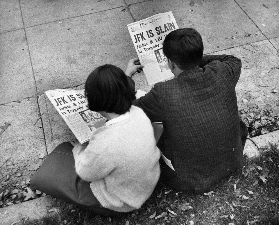 Citind ziare