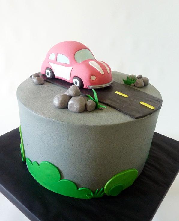 Tort masina