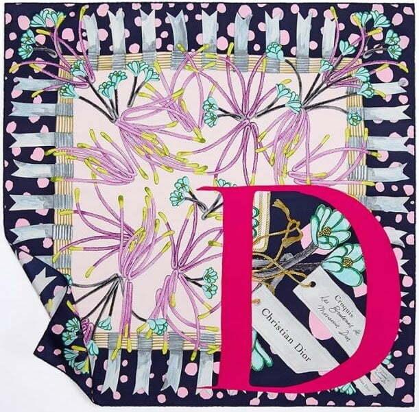 christian-dior-resort-2014-collection-scarf-les-jardins-de-monsieur-dior-2