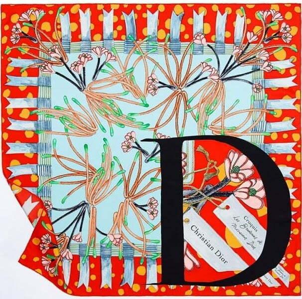 christian-dior-resort-2014-collection-scarf-les-jardins-de-monsieur-dior