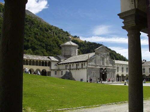 Bazilica Veche Oropa