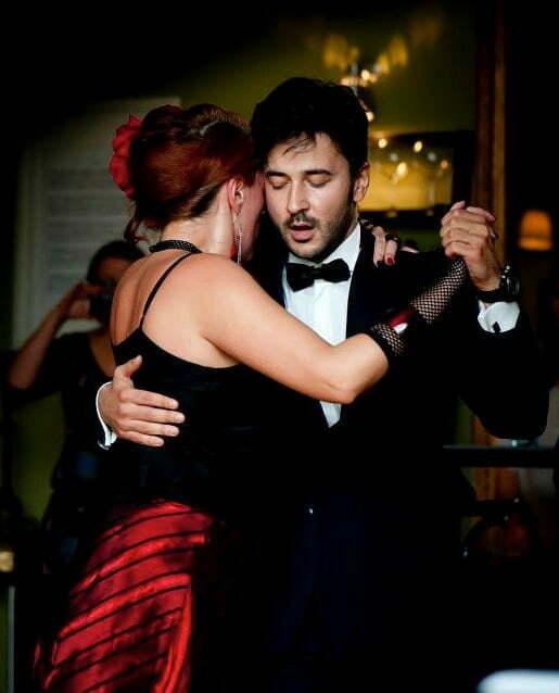 happy alina tango