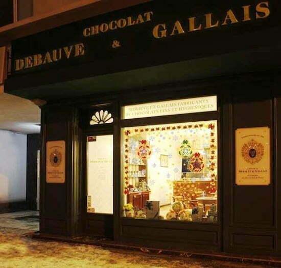 Debauve et Gallais , Victoriei, 112