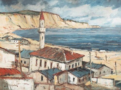 Jean Cheller, Geamie la Balcic
