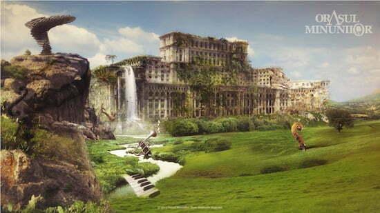 Orasul Minunilor - casa poporului