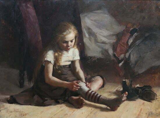Elin Danielson-Gambogi - A poor girl