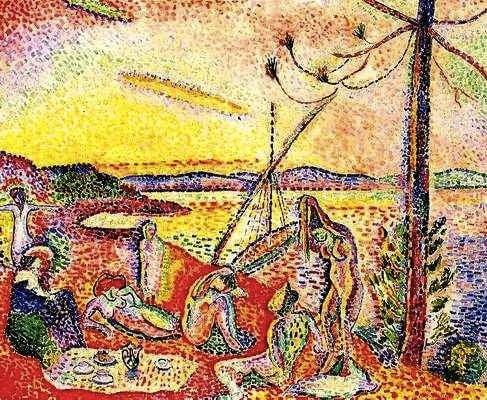 Lux,calm si voluptate Henri Matisse