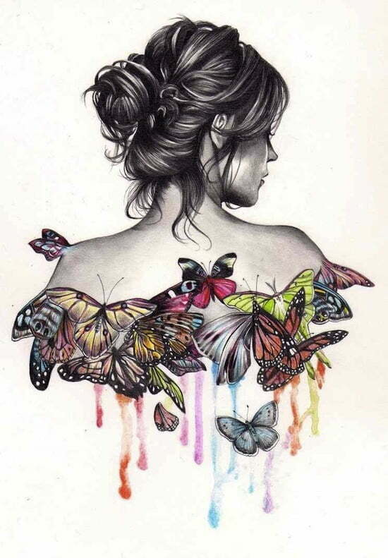 butterfly_effect_drawing_by_katepowellart