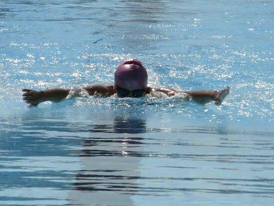înot în larg