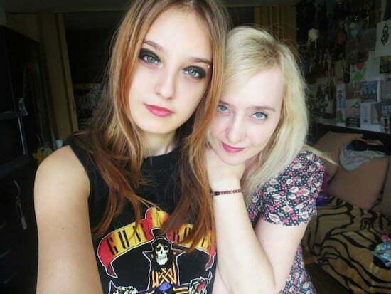 mama și fiica