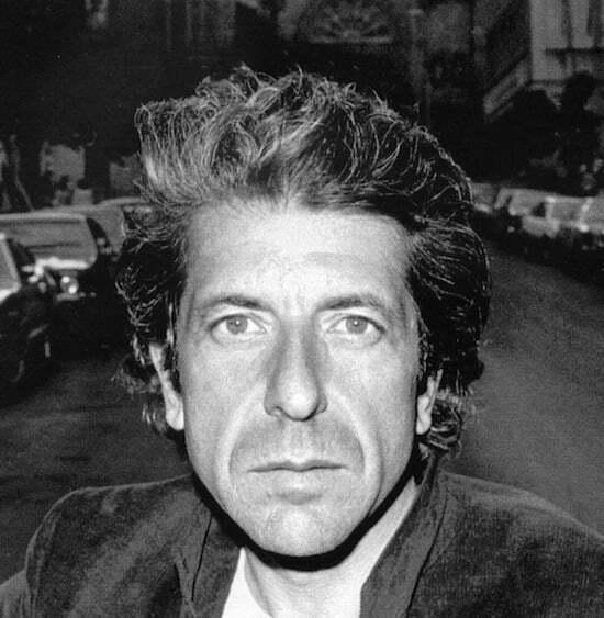 Leonard Cohen1