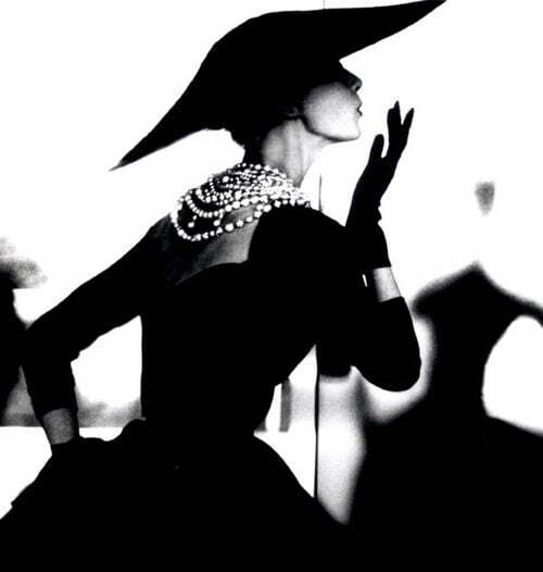 Harper's Bazaar Fashion photographer Lillian Bassman captured some amazing shots in the 1940s and '50s