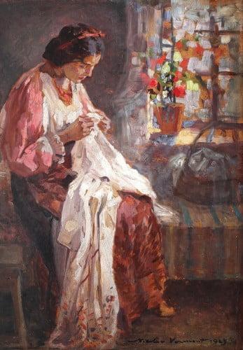 Nicolae Vermont, Cusatoreasa