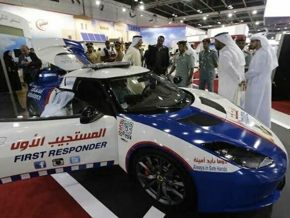 Sports-Car-Transformed-as-an-Ambulance