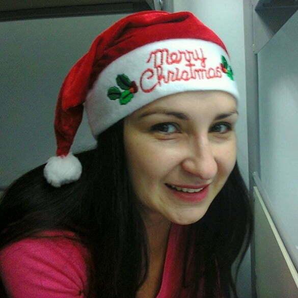 adriana moș crăciun