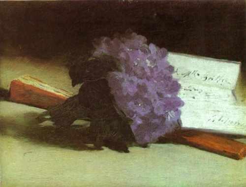 Bouquet-de-violettes
