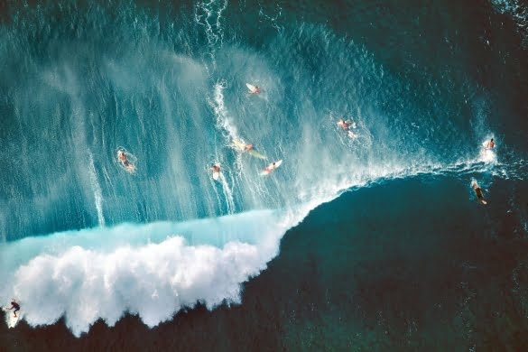 surfers, surfing, surf
