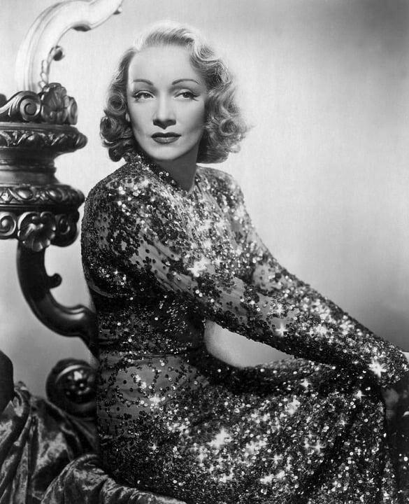 1-Marlene Dietrich