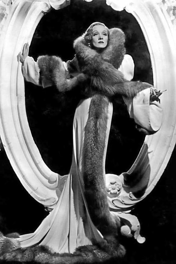 4-Marlene Dietrich