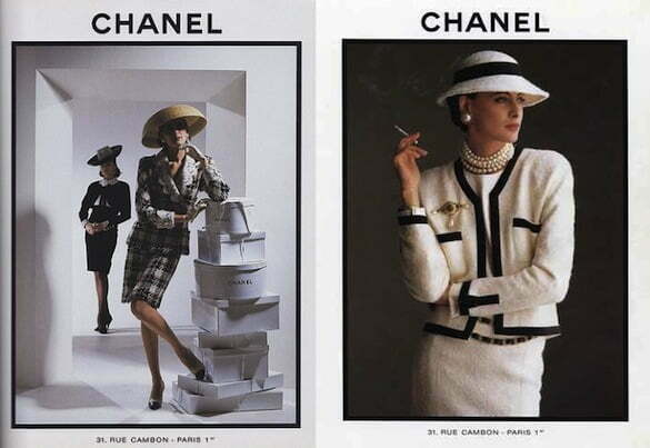 ines chanel