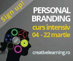 Personal Branding - curs intensiv 2015
