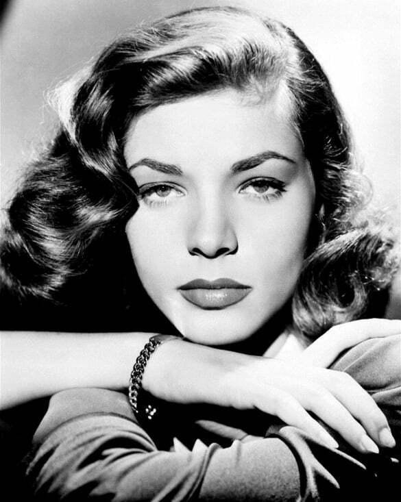 40 Lauren-Bacall