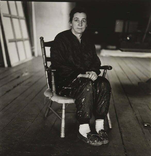Agnes Martin, 1966