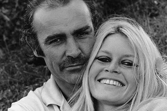 Connery and Bardot