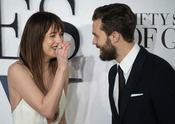 Dakota-Johnson-and-Jamie-Dornan-at-Fifty-Shades-of-Grey-Premiere