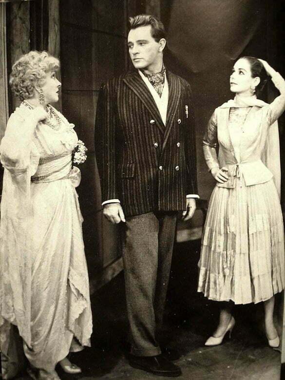 Helen & Richard Burton