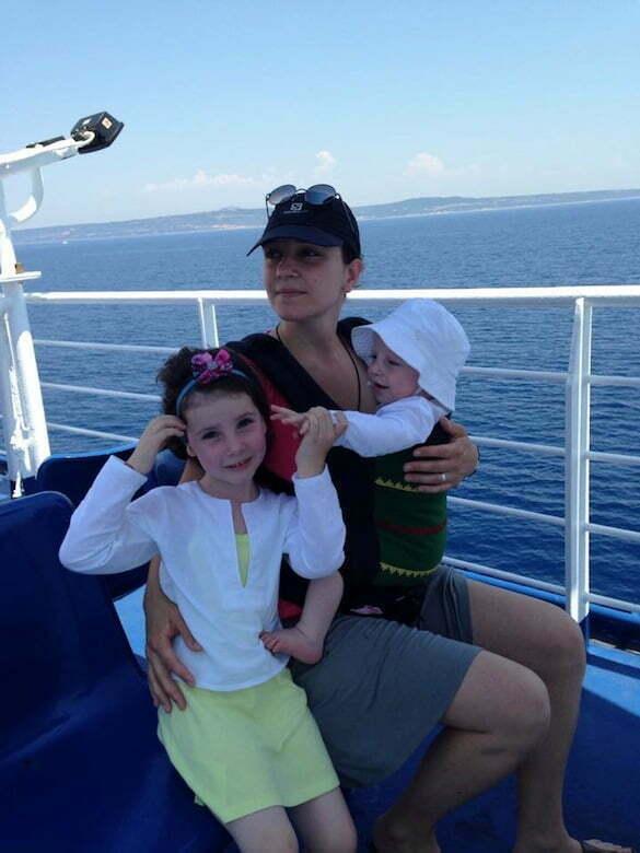 eu cu ania și sasha