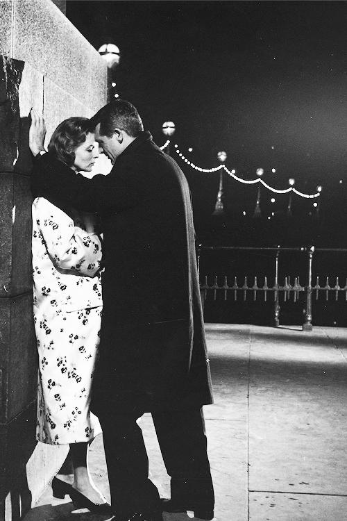 "Cary Grant and Ingrid Bergman in ""Indiscreet"", 1958"