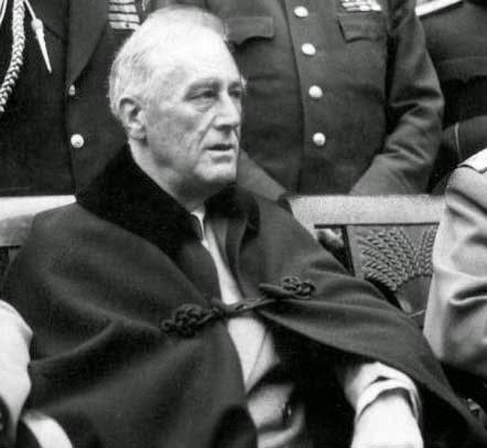 FDR at Yalta