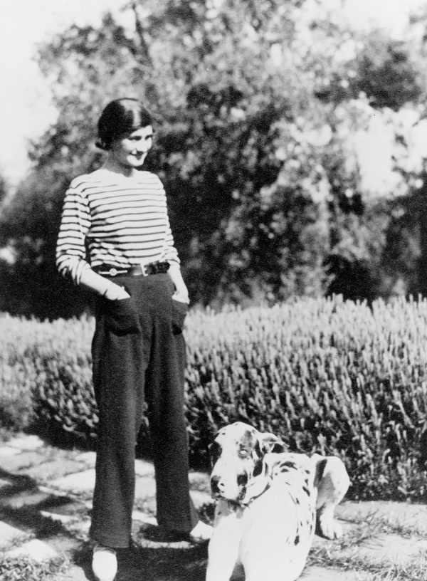 Gabrielle Chanel Gigot Villa La Pausa - 1930
