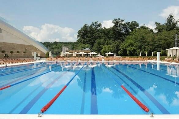 Stejarii Olympic pool 1