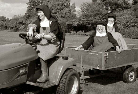 Nuns Having Fun (4)