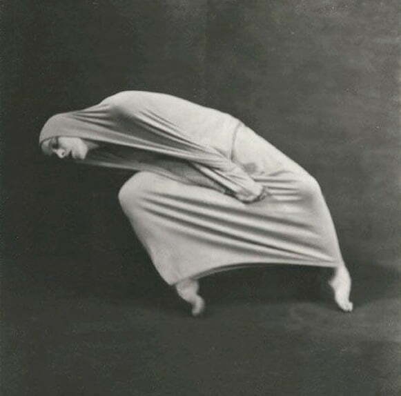Martha Graham (Lamentation, 1929) by Soichi Sunami
