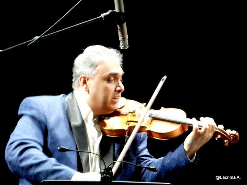 Florin Niculescu in concert la Cluj