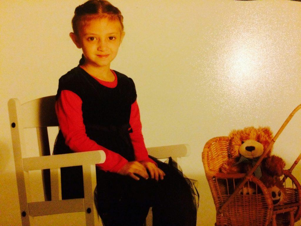 Nepotica violonistului Florin Niculescu