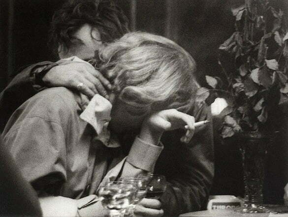 Christer Strömholm - The Couple at La Methode, 1960's