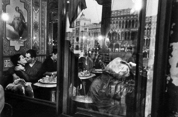 Gianni Berengo Gardin - Venezia, Caffè Florian, n.d