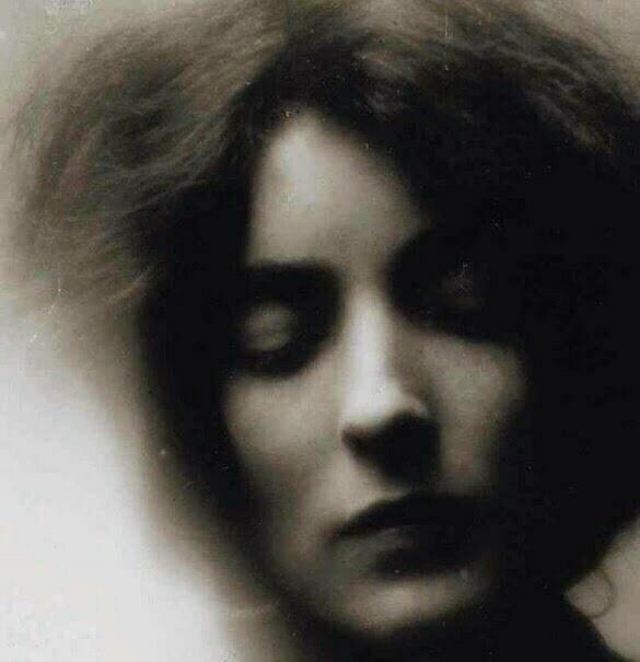 Stephen Haweis - Mina Loy, Paris, 1905